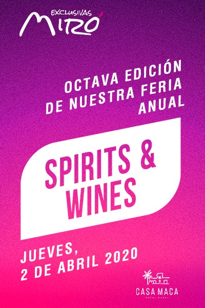 Spirits and Wines 2020